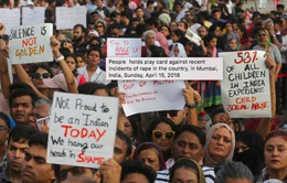 Ấn Độ mạnh tay với tội phạm ấu dâm
