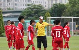 Tối nay (31/7), đội tuyển bóng đá nữ Việt Nam lên đường sang Nhật Bản tập huấn
