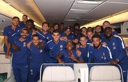 Huấn luyện viên Sarri mang nhiều cầu thủ trẻ Chelsea đi du đấu