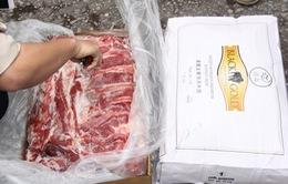 Cục Thú y thông tin về lô hàng gần 170 tấn thịt trâu đông lạnh được Hải quan bán đấu giá
