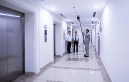 Cận cảnh hệ thống PCCC hiện đại bậc nhất Thủ đô
