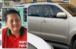 Thêm một Thị trưởng tại Philippines bị bắn chết