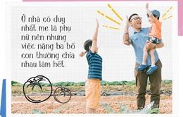 Đầu bếp Nguyễn Mạnh Hùng người truyền cảm hứng cho việc đàn ông vào bếp