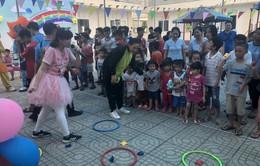 Mang Ngày hội Yêu thương đến với 100 trẻ em ở Vũng Tàu