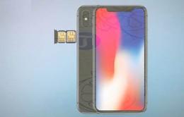 iPhone 2018 sẽ được ra mắt với khay thẻ SIM kép
