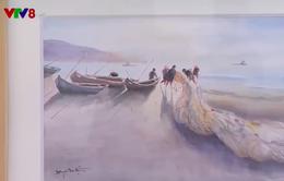 Triển lãm của những họa sĩ khuyết tật