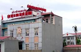 Công nhân may ở Thanh Hóa nhập viện do nắng nóng
