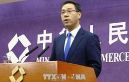 Trung Quốc chỉ trích Mỹ kích động một cuộc chiến thương mại
