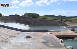 Quảng Trị tìm giải pháp khắc phục công trình thủy lợi trọng điểm bị xuống cấp