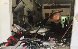 Bắt 8 đối tượng gây ra vụ nổ tại trụ sở Công an phường ở TP.HCM