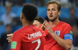 ĐT Anh đón tin vui trước trận tứ kết với Thụy Điển