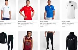 """Nike """"vượt mặt"""" Adidas trước thềm tứ kết World Cup 2018"""
