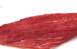 Lượng thịt nhập khẩu tăng gấp rưỡi trong tháng 5