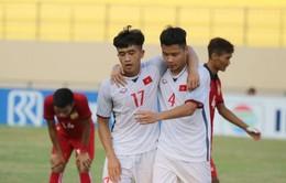 Thắng dễ U19 Lào, U19 Việt Nam chờ quyết đấu U19 Indonesia