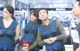 Khi đàn ông mang bầu: Giở đủ chiêu trò, Trấn Thành - Hari vẫn thua cuộc trước Hứa Vỹ Văn - Kỳ Duyên