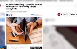 Anh: Nhiều người gặp vấn đề nghiêm trọng trong kiểm soát tài chính
