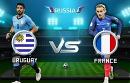 """TRỰC TIẾP Uruguay - Pháp cùng """"Võ đoán"""" 2018 FIFA World Cup™"""