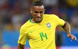 Hậu vệ ĐT Brazil chia tay World Cup 2018 vì chấn thương