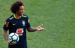 Marcelo vẫn tập một mình 2 ngày trước thềm Champions League