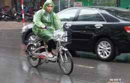 Bắc Bộ và Bắc Trung Bộ có mưa dông, vùng núi phía Bắc có mưa to