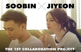 """Soobin Hoàng Sơn """"bắt tay"""" Jiyeon (T-ara) ra mắt MV mới"""