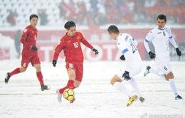 ĐT U23 Việt Nam sắp tái hiện trận chung kết U23 châu Á trên sân Mỹ Đình