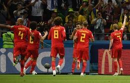 KẾT QUẢ FIFA World Cup™ 2018: Thắng kịch tính ĐT Brazil, ĐT Bỉ gặp ĐT Pháp tại bán kết!