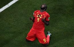 "FIFA World Cup™ 2018: Lukaku nhận công ""hộ"" Eden Hazard, De Bruyne"