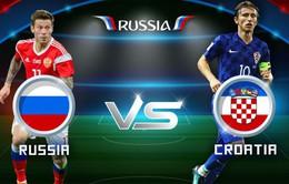 """TRỰC TIẾP Nga - Croatia cùng """"Võ đoán"""" 2018 FIFA World Cup™"""
