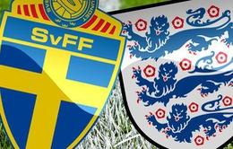 """TRỰC TIẾP Thụy Điển - Anh cùng """"Võ đoán"""" 2018 FIFA World Cup™"""