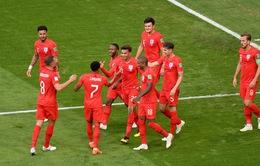 KẾT QUẢ FIFA World Cup™ 2018: Thắng thuyết phục ĐT Thụy Điển, ĐT Anh giành quyền vào bán kết!