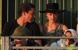 Vợ cũ của Johnny Depp lại có bạn trai mới