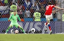 Chấm điểm Nga 2-2 (pen 3-4) Croatia: Đấu súng cân não