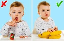 Những thực phẩm này không hề tốt cho trẻ như cha mẹ vẫn nghĩ