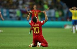 """Đội hình tiêu biểu vòng tứ kết FIFA World Cup™ 2018: Chuyện """"nội bộ"""" của châu Âu"""