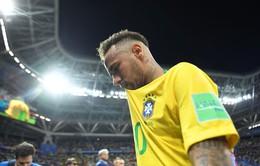 """Neymar viết """"tâm thư"""" sau thất bại của Brazil tại FIFA World Cup™ 2018"""