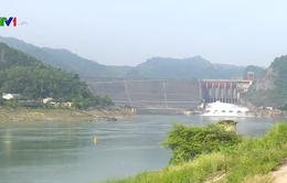 Thủy điện Hòa Bình sẽ mở thêm 1 cửa xả đáy