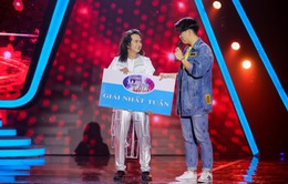 """Hùng Thuận """"bùng nổ"""" giành chiến thắng đêm thi thứ 5 """"Gương mặt thân quen"""""""