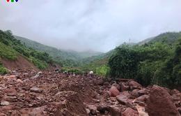 Nguy cơ cao xảy ra sạt lở đất và lũ quét ở vùng núi phía Bắc