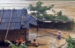Lai Châu có nguy cơ hứng chịu một đợt mưa lũ mới