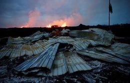 Núi lửa Kilauea phun trào phá hủy gần 700 căn nhà ở Hawaii