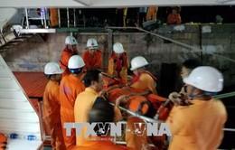 Cứu sống thuyền viên bị đau ruột thừa ở vùng biển Hoàng Sa