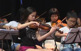 Dàn nhạc giao hưởng thiếu niên đầu tiên tại Việt Nam