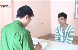 Bắt giữ 2 đối tượng buôn ma túy từ Campuchia