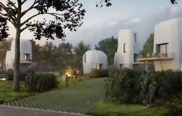 Dự án nhà ở in 3D đầu tiên trên thế giới