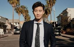 Park Seo Joon đầu quân cho công ty mới