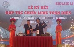 Hợp tác Việt - Nhật sản xuất xe chuyên dùng