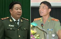 Trung tướng Bùi Văn Thành, Thượng tướng Trần Việt Tân sẽ không còn là Thứ trưởng, nguyên Thứ trưởng Bộ Công an