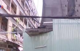 TP.HCM: Di dời khẩn cấp 15 chung cư xuống cấp trầm trọng