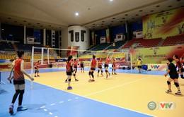 VTV Cup Ống nhựa Hoa Sen 2018: ĐT bóng chuyền nữ Việt Nam tập buổi đầu tiên tại Hà Tĩnh